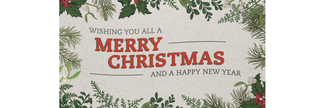Merry Christmas from Cotswold RAW