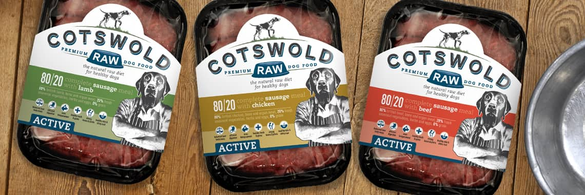 Cotswold RAW mince and sausages